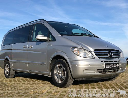 MERCEDES VIANO FUN LARGA